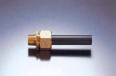 鉄管用ビニル継手(KBニップル)