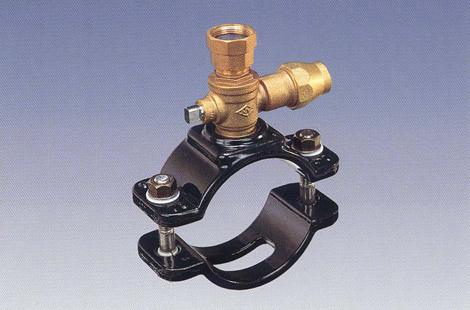 NY式サドル分水栓(直結型)