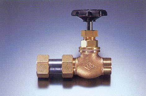 伸縮式直結メーター止水栓(家庭側用)